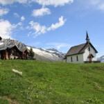 Belalp Kapelle