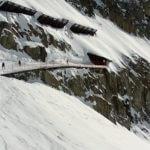 Belalp Hohstock Tunnel